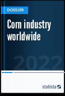 Corn industry worldwide