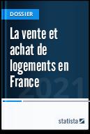 La vente et achat de logements en France