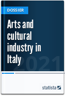 Arts and cultural sector in Italy