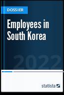 Employees in South Korea