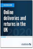 Online deliveries and returns in the United Kingdom (UK)