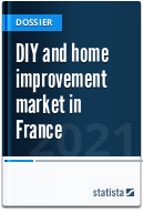 DIY and home improvement market in France