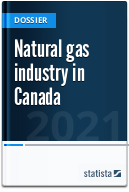 Natural gas industry in Canada