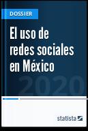 El uso de redes sociales en México