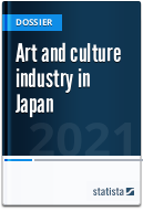 Art and culture industry in Japan