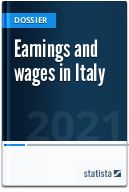Earnings and wages in Italy