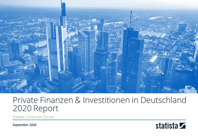 Private Finanzen und Investitionen in Deutschland 2020 Report