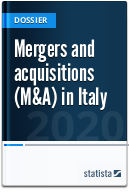 Mergers and acquisitions (M&A) in Italy