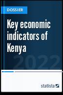 Key economic indicators of Kenya
