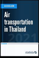 Air transportation in Thailand