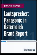 Lautsprecher: Panasonic in Österreich 2020 Brand Report