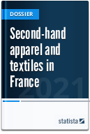 Second-hand apparel and textiles in France