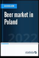 Beer market in Poland