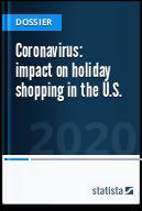 Coronavirus: impact on holiday shopping in the U.S.