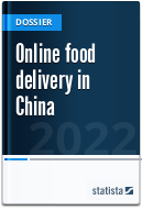 Online food delivery in China