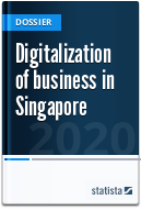 Digitalization of business in Singapore
