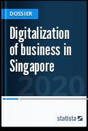 Digitalization of business in Singapore