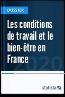 Les conditions de travail et le bien-être en France