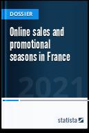 Online sales seasons in France