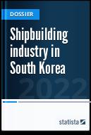 Shipbuilding industry in South Korea