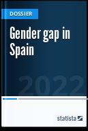Gender gap in Spain