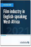 Film industry in anglophone West-Africa