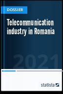 Telecommunication industry in Romania