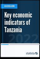 Key economic indicators of Tanzania