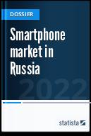 Smartphone market in Russia