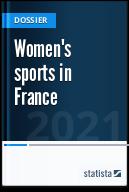 Women's sports in France