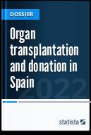 Organ transplantation and donation in Spain
