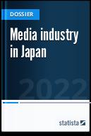 Media industry in Japan