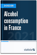Alcohol consumption in France