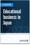 Educational business in Japan