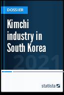 Kimchi industry in South Korea