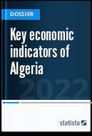 Key economic indicators of Algeria