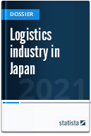 Logistics industry in Japan