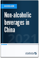 Non-alcoholic beverages in China