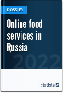 Online food services in Russia