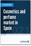 Cosmetics and perfume industry in Spain