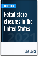 Retail store closures in the United States