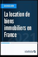 La location de biens immobiliers en France