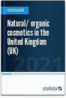 Natural and organic cosmetics in the United Kingdom (UK)