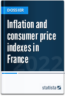 Inflation and consumer price indexes in France