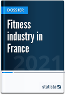 Fitness industry in France