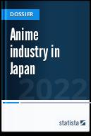 Anime industry in Japan