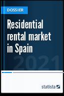 Residential rental market in Spain