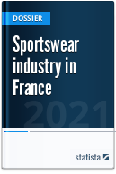 Sportswear industry in France