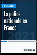 La police nationale en France