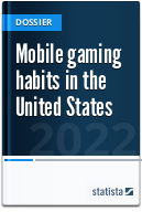 Mobile gaming habits in the United States